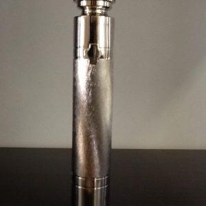 Asperges Pasquale in metallo lucido con astuccio morbido cm.17