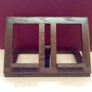 Leggio in legno 5 livelli cm.31x21